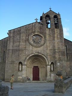 Church in Betanzos