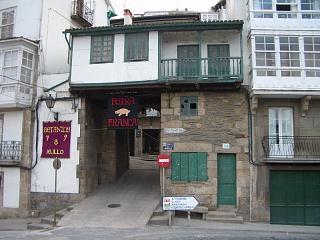Betanzos original gate