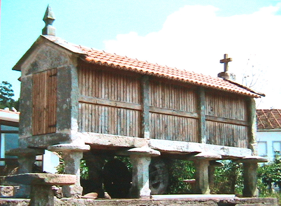 A example of a horreo