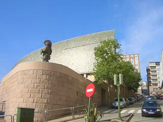 Domus museum, A Coruna