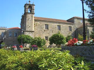 The convent in Noia