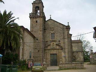 The church near the alameda