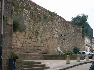 The old town wall
