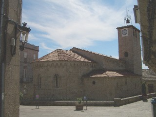 another of Allariz's several churches