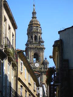 A tower of the cathedral