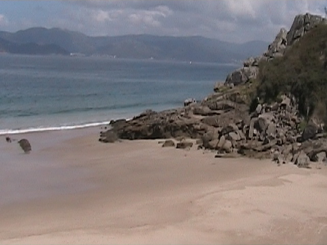 Galician beach
