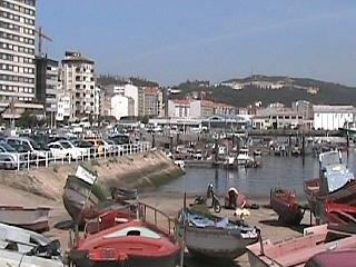 The port and town of Ribeira