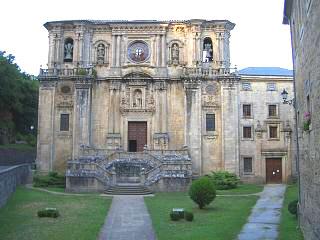 Galicia Guide Samos Monastery Lugo Spain