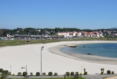 Sanxenxo, another beach