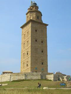 The tower of Hercules